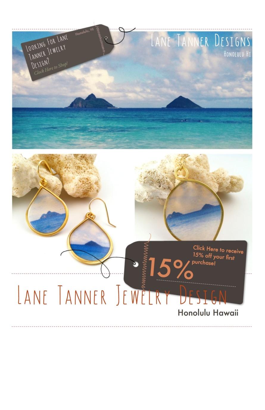 Landing Page Lane Tanner Designs